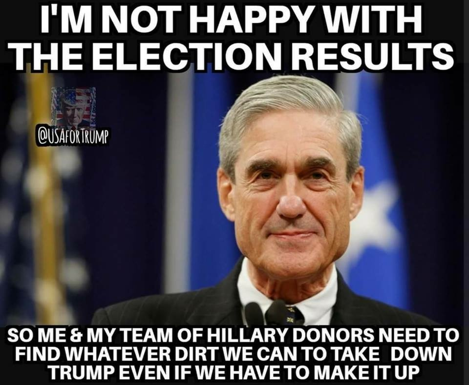 Coup In Process Fbi Justice And Mueller Commit Treason